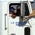 hm hay truck